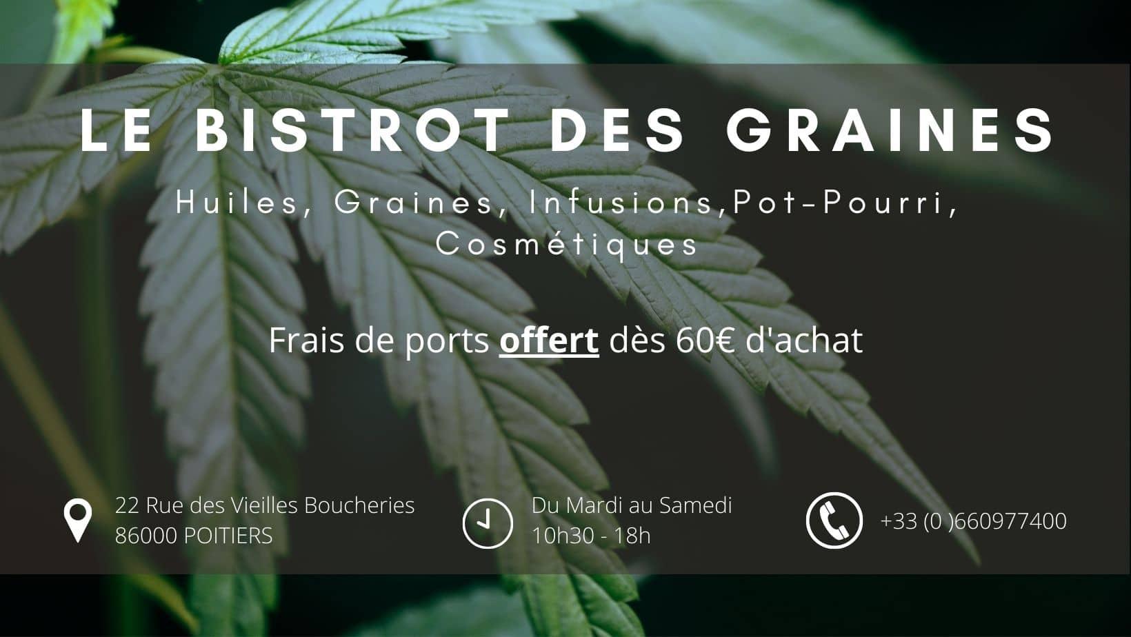 Bistrot des graines Poitiers